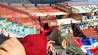 CATANIA-reggina 3-1 ingresso REGGINI al MASSIMINO