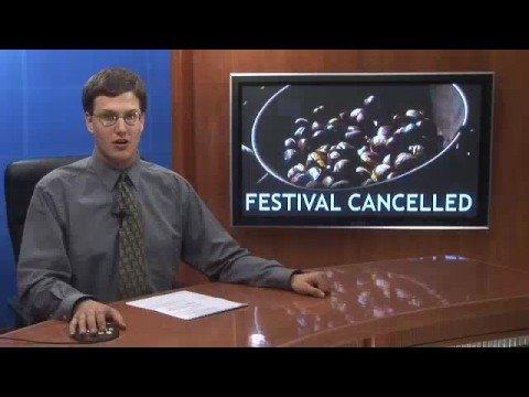 Chestnut Festival Cancelled