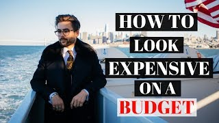 HOW TO LOOK EXPENSIVE ON A BUDGET // How to Dress Nice for CHEAP // LOOKS FOR LESS