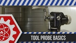 Auto tool comp adjustment with Renishaw Probe