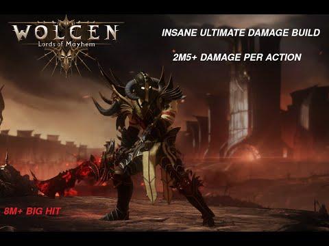 Wolcen Bleeding Edge Build Ultime | Insane 2M5 Damage