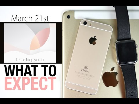 Apple March 21st Event Announced - What To Expect!
