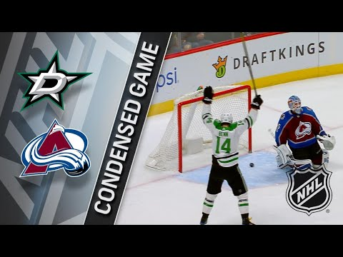 12/03/17 Condensed Game: Stars @ Avalanche