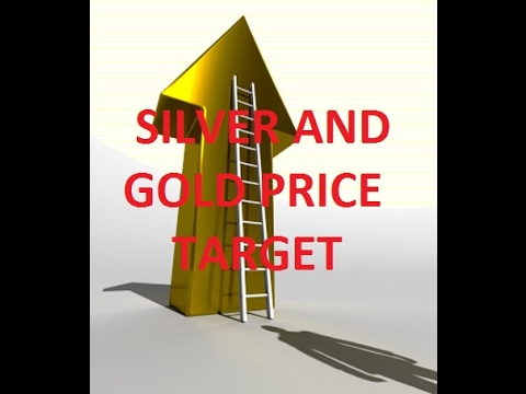 SILVER AND GOLD PRICE TARGET - A POWERFUL GUIDE FOR ALL TRADERS TO KICK ASS IN THE MARKET