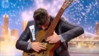 Tom Ward - Australia's Got Talent Audition 2011
