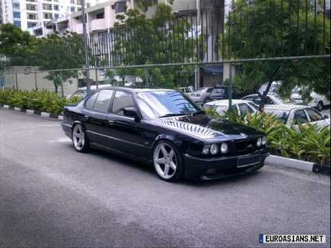 bmw e34 tuning 2 youtube. Black Bedroom Furniture Sets. Home Design Ideas