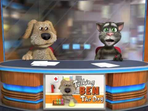 Talking Tom & Ben News svenska
