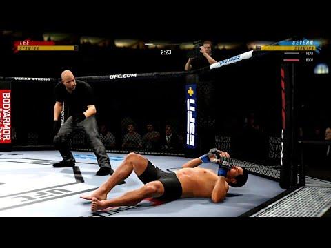 Download BRUCE LEE VS DAN SEVERN   UFC 4 BRUTAL FIGHT   UFC 4 K1 RULES   UFC 4 2020   EA SPORTS UFC 4   UFC 4