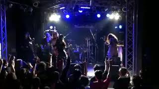 ガールズバンドFullMooN × イナハンザー 初コラボライブ  主題歌 進め!!イナハンザー