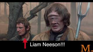 KRULL (1983) All the CYCLOPS scenes (plus young Liam Neeson)