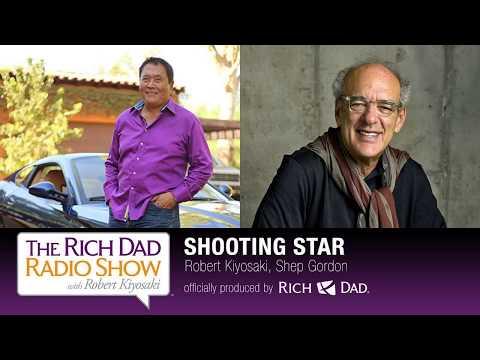 HOW TO BECOME FAMOUS WITH ROBERT KIYOSAKI