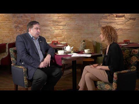 Full Interview with Mikheil Saakashvili