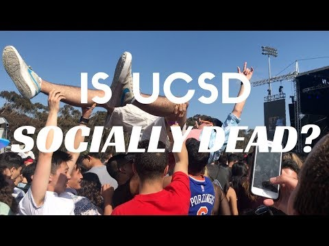 Is UCSD Socially Dead? | Students Answer