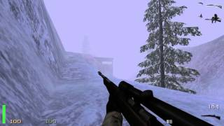 Return To Castle Wolfenstein Walkthrough - Mission 5 Part 1 (Ice Station Norway) [60FPS]