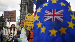 Should we stay or should we go now? Epic clash looms as Britain debates Brexit.