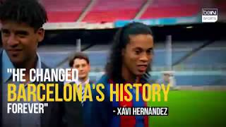 Its the end of an era! beIN SPORTS salutes Ronaldinho, as he closes out his legendary career ⚽️🤙