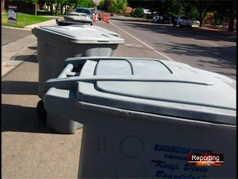 Solid waste management in St. George, Utah