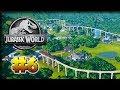 Marvellous Monorail – Jurassic World Evolution Gameplay – Live Stream Footage Part 6