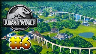Marvellous Monorail – Jurassic World Evolution Gameplay – Live Stream Footage Part 6