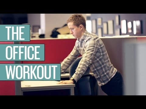 Workouts to Do at Work