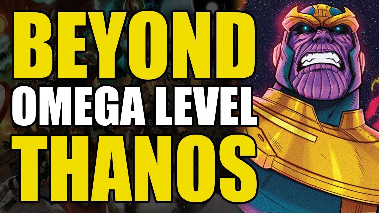 Beyond Omega Level: Thanos | Comics Explained
