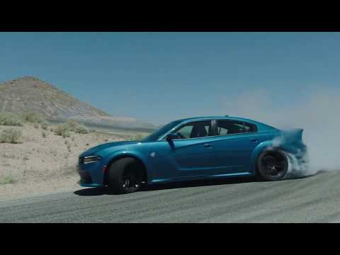 2020 Dodge Charger SRT Hellcat Widebody Running Footage