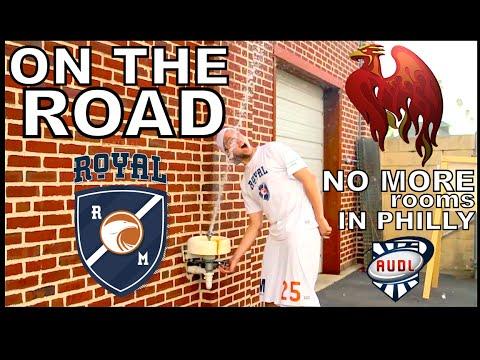 No more rooms in Philadelphia VS Phoenix | 2/3 | RUTV | AUDL | Ultimate frisbee | Montreal Royal