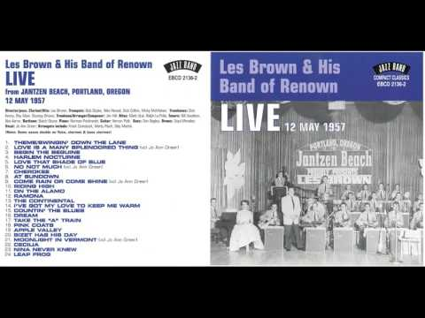 Les Brown & His Band Of Renown - Live 12 May 1957