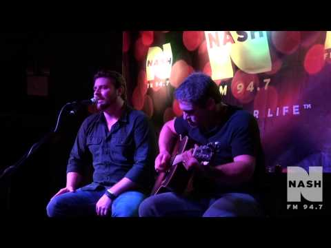 """Chris Young - """"Text Me, Texas"""" (Acoustic): Live From Hill Country BBQ - 09/19/2013"""