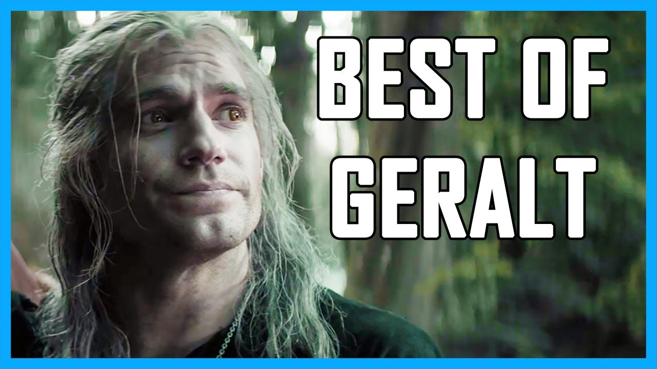 Download BEST AND FUNNIEST OF GERALT | The Witcher Season 01