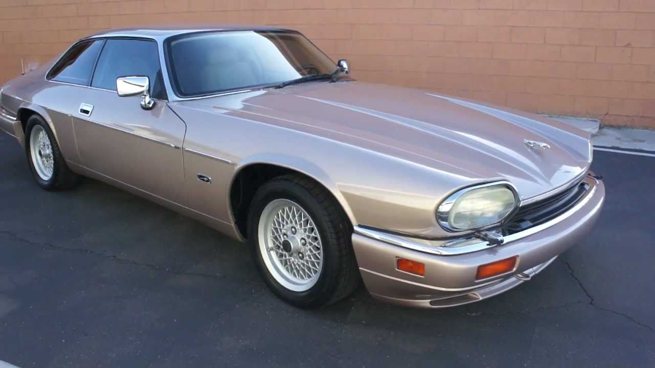 1993 Jaguar Xjs Coupe Xj6 2 Owner Cheap Video 2 Youtube