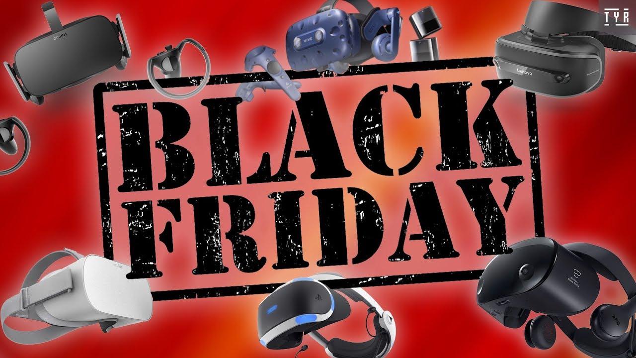 VR Headset Black Friday 2019 Deals (Oculus, Samsung, PSVR ...