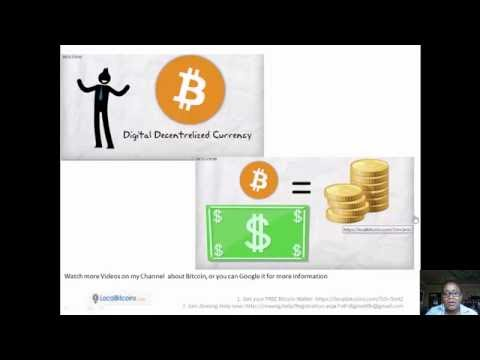 How to register for your FREE Bitcoin Wallet with Localbitcoins
