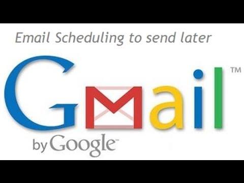 Отправка писем по расписанию в Gmail. Расширение для Chrome