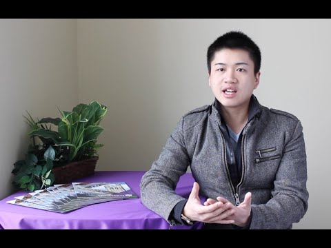 Wilson Luo, PhD candidate, Chemistry, Western University