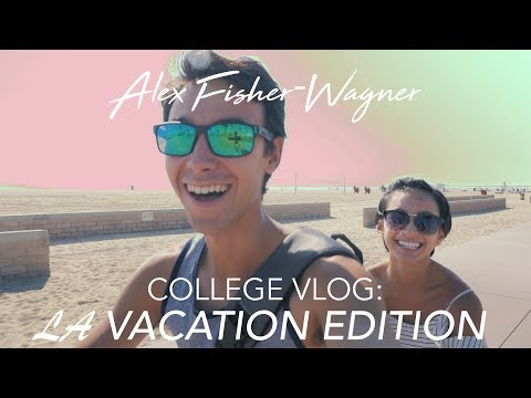 Taking a Vacation Away from COLLEGE