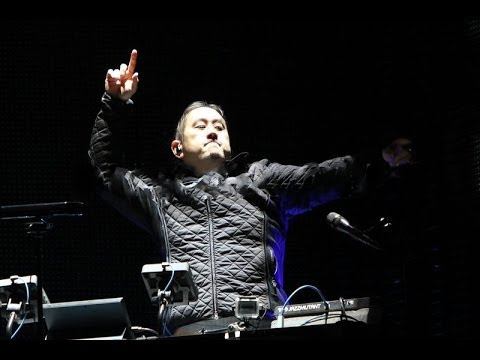 LINKIN PARK Mr HaHn DJ Solo At Rock In Rio 2014