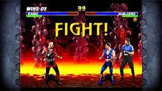Ultimate Mortal Kombat 3 | Kano Playthrough II thumbnail