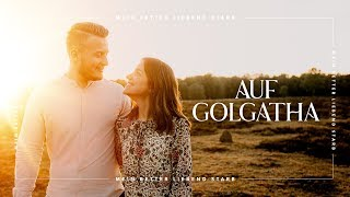 Auf Golgatha - Violin Heart