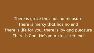 Donnie McClurkin - There Is God Lyrics