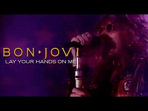 Bon Jovi - Lay Your Hands On Me (Subtitulado)