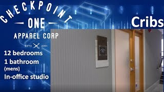 MTV Cribs Parody | Checkpoint One Apparel Corp.