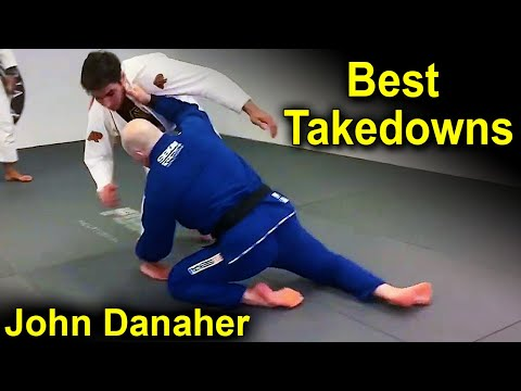 Best Takedowns For Jiu Jitsu (BJJ) by John Danaher