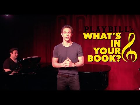 WATCH: Derek Klena Sings Through His Audition Book