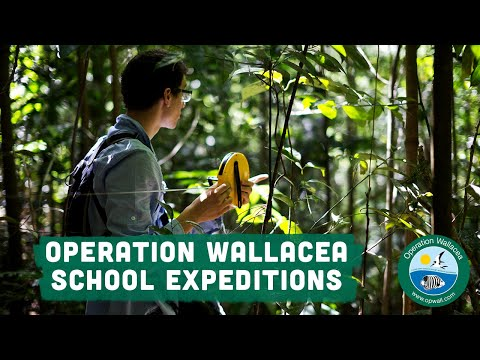 Operation Wallacea - Schools Expeditions