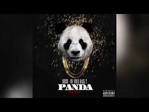 Messi - On Your Back pt.2 (Kuduro Music) St.Lucia, Soca Panda Riddim, Soca Trap, Ransum