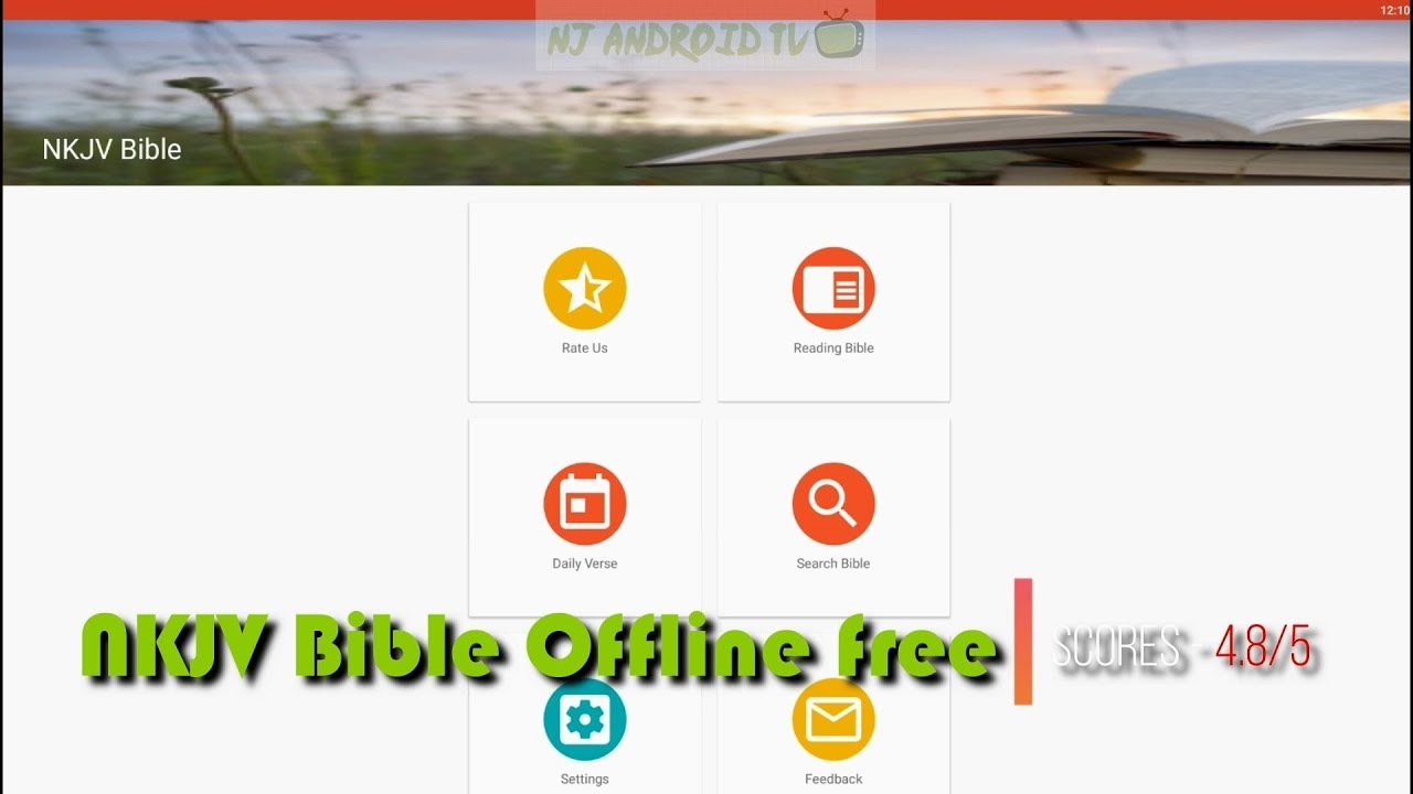 NKJV Bible Offline free - Best Bible Apps for Android #02