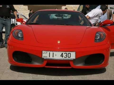 Car's in Jordan - Amman