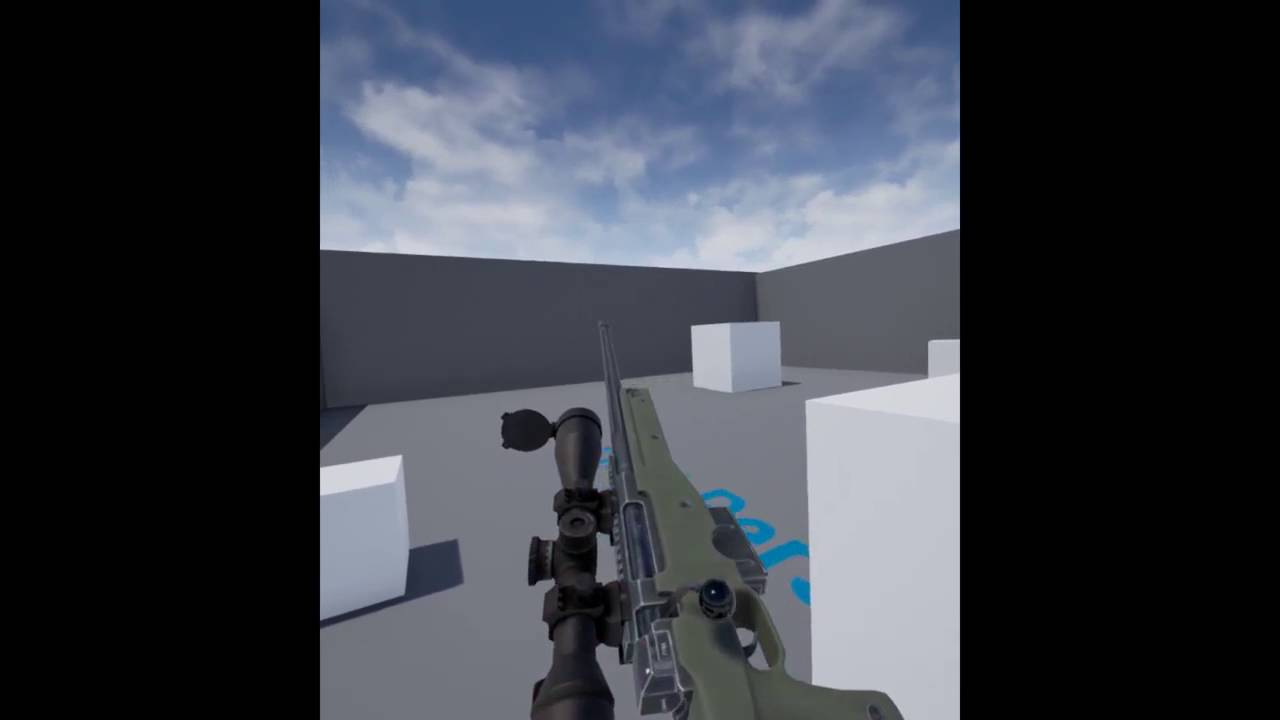 Ue4 Vr Gun