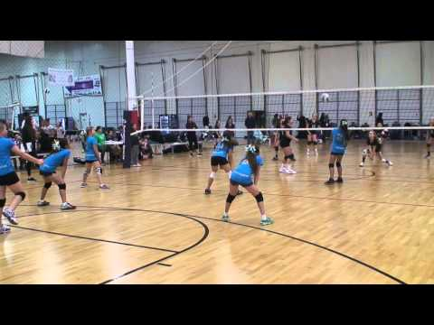Offshore Volleyball 12-2 vs Wave 11 (Match 2) 2/22/15